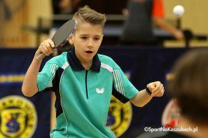Dawid Michna, zawodnik klubu UKS Lis Sierakowice, powołany do kadry narodowej juniorów