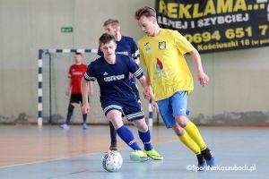 Dziś przedostatnia kolejka Kartuskiej Halowej Liga Piłki Nożnej