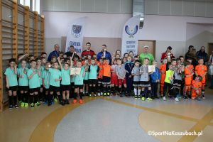 Żukowska Liga Futsalu Junior. AP Gdynia, Ex Siedlce Gdańsk i GKS Kowale najlepsi w finałach