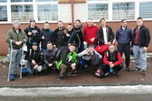 Zawodnicy Rebelii Kartuzy i Fantomu Kartuzy walczyli w mistrzostwach Pomorza w Prabutach