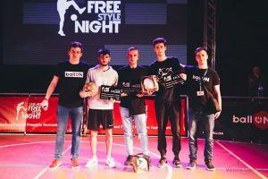Adam Zaworski z pierwszym miejscem na międzynarodowym turnieju Lubasz Freestyle Night 2018