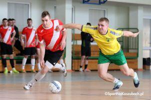 Markbud rozgromił Kwiaciarnię w meczu na szczycie kończącym Kartuską Halową Ligę Piłki Nożnej