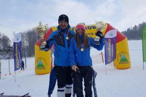 W Wieżycy rozegrano slalom gigant, w tę sobotę kolejne zawody