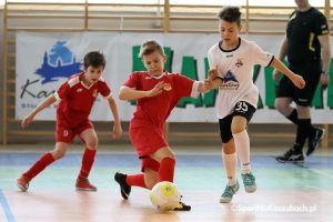 Futsal Cup rocznika 2008 w Kiełpinie. Radunia Stężyca, Sztorm Mosty i FC Gowidlino na podium