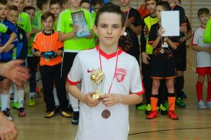 Somonino Cup. Piłkarze z Gowidlina, Lęborka i Somonina z medalami turnieju rocznika 2006