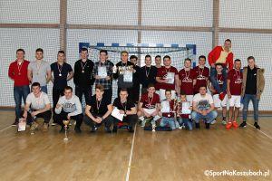 Somonińska Liga Piłki Nożnej Halowej zakończona. Mistrzostwo dla Toporka, turniej dla Domarosa