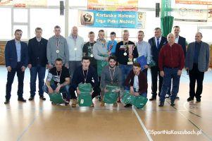 Zakończenie sezonu i Puchar Ligi Kartuskiej Halowej Ligi Piłki Nożnej