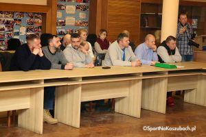 Spotkanie ws. sytuacji Cartusii 1923 Kartuzy. Jest plan naprawczy, będą wybory nowego zarządu
