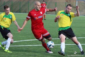 Sparta Kleszczewo - Radunia Stężyca 3:0 (1:0). Radunia kończy na dziesiątym miejscu w tabeli