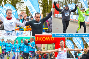 Kaszuby Biegają w Chwaszczynie 2018. Biegowe Powitanie Wiosny ze startami na 5 i 10 km