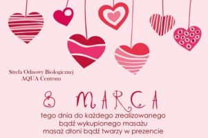 Promocja na Dzień Kobiet i