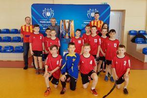 Puchar PGNiG Superligi Mężczyzn na inauguracji Ligi Piłki Ręcznej Gminy Żukowo w Baninie