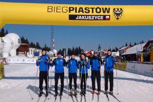 Narciarze Cartusii Kartuzy startowali w największym biegu w Polsce
