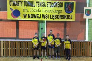Zawodnicy klubu Panda Sierakowice na turniejach w Gdańsku i Nowej Wsi Lęborskiej
