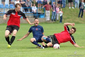 KS Mściszewice - GKS II Kolbudy 5:1 (1:1) - zdjęcia z meczu, który dał KS-owi tytuł i awans do V ligi