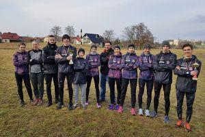 Cztery medale GKS-u Żukowo i Cartusii Kartuzy w przełajowych mistrzostwach Pomorza w Tczewie