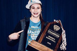 Ola Makurat zdobyła mistrzostwo konferencji Big South. Zagra w centralnych rozgrywkach I dywizji NCAA