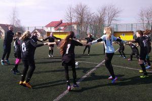 Piłkarki z Sierakowic i Malborka pokonały Lechię Gdańsk i wygrały pomorski etap Klubowych Mistrzostw Polski Kobiet U13