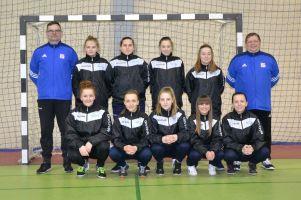 Piłkarki GKS Żukowo stanęły na podium turnieju z okazji Dnia Kobiet w Sianowie