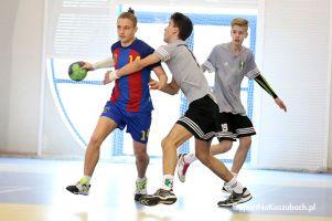 Turniej ligi wojewódzkiej piłki ręcznej młodzików w Żukowie. Gospodarze z GKS-u na drugim miejscu