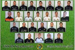 Pierwsza drużyna GKS-u Sierakowice z czterema transferami. Rundę rozpocznie dopiero za tydzień