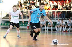 FC Kartuzy - Futsal Oborniki. Zespół z Kaszub przełamał serię bez zwycięstwa