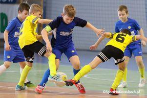 Futsal Cup w Kiełpinie. Futsaliści Constractu Lubawa zdominowali turniej rocznika 2009