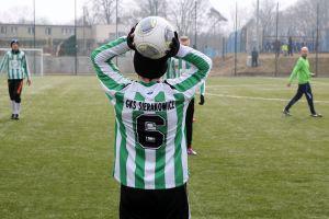 Orkan Rumia - GKS Sierakowice 4:0 (1:0). Pierwsza porażka Sierki w tej rundzie, mecz kończyła w dziewiątkę