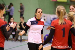 Przodkowska Liga Piłki Siatkowej Kobiet. Positive Team, InterMarine i Kampari wygrywały w 28. kolejce