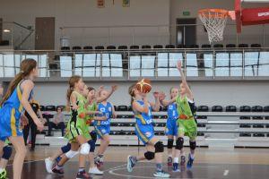 Koszykarki Batu Kartuzy rozegrały finałowy turniej Pomorskiej Ligi Zuchów w Bojanie