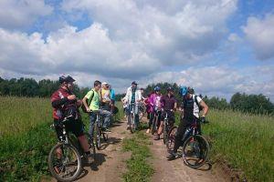 Wycieczka rowerowa Szlakiem Hutniczym po urokliwych zakątkach gminy Somonino