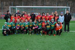 Zespół Olimpico Malbork / expert Pantery Sierakowice przypieczętował zdobycie mistrzostwa Pomorza U13