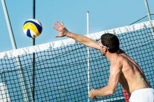 Mieszkańcy Mirachowa i okolic zagrają w siatkówkę plażową
