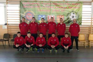 Sierakowice wygrały Ogólnopolski Turniej Halowej Piłki Nożnej Ochotniczych Straży Pożarnych 2018