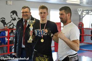 Mistrzostwa Województwa Pomorskiego w Kick - Boxingu i Grapplingu w Kartuzach. 15 zwycięstw Rebelii i Fantomu