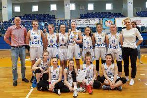 ZSO nr 2 Kartuzy zdobył srebrne medale Igrzysk Młodzieży Szkolnej w Koszykówce Dziewcząt 2018