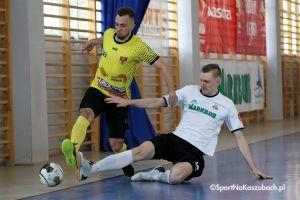 FC Kartuzy - Helios Białystok. Dobry mecz na zakończenie sezonu I ligi w Kiełpinie