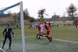 GKS Żukowo. Pierwsze w tym roku punkty seniorów A i B klasy oraz dziewcząt, porażki drużyn młodzieżowych