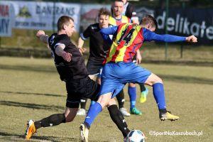 GKS Przodkowo - Świt Skolwin Szczecin. W środę zaległy mecz III ligi, można go obejrzeć w internecie