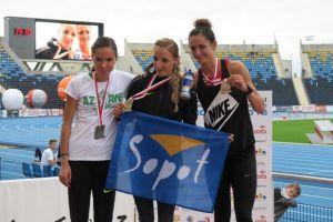 Angelika Cichocka podwójną mistrzynią Polski