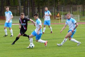 GKS Przodkowo pokonał Pogoń Lębork i awansował do półfinału Pomorskiego Pucharu Polski