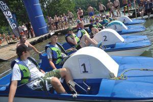 II Mistrzostwa Kaszub w Wyścigach na Rowerkach Wodnych już 3 lipca w Ostrzycach