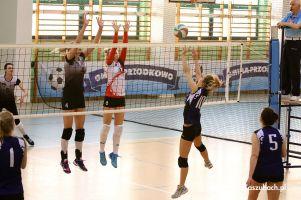 Przodkowska Liga Piłki Siatkowej Kobiet. W piątek ostatnia kolejka sezonu zasadniczego