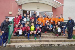 Szkoła Podstawowa nr 1 w Kartuzach wygrała Gminne Mistrzostwa Szkół Podstawowych w Piłce Nożnej w Kartuzach