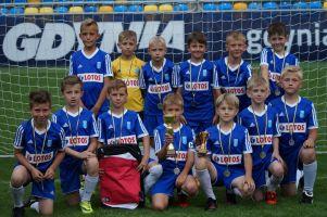Rewelacyjna postawa i drugie miejsce Raduni Stężyca w Arka Gdynia Summer Cup 2016