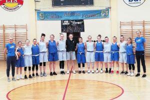 UKS Bat Kartuzy poznał rywalki w półfinale Mistrzostw Polski w Koszykówce Kobiet U14