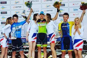 Migas trzeci w Karpackim Wyścigu Kurierów i inne sukcesy kolarzy Cartusii na szosie i na torze