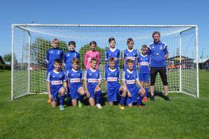 Stężyca wygrała powiatowe Igrzyska Młodzieży Szkolnej w Minipiłce Nożnej Chłopców 2018 w Sulęczynie