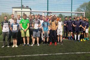 Chłopcy ze Szkoły Podstawowej w Tuchlinie wygrali Mistrzostwa Orlika Gminy Sierakowice 2018