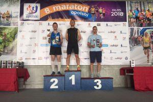 Maciej Sosnowski z Żukowa złotym medalistą Mistrzostwa Polski Radców Prawnych 2018 w Opolu